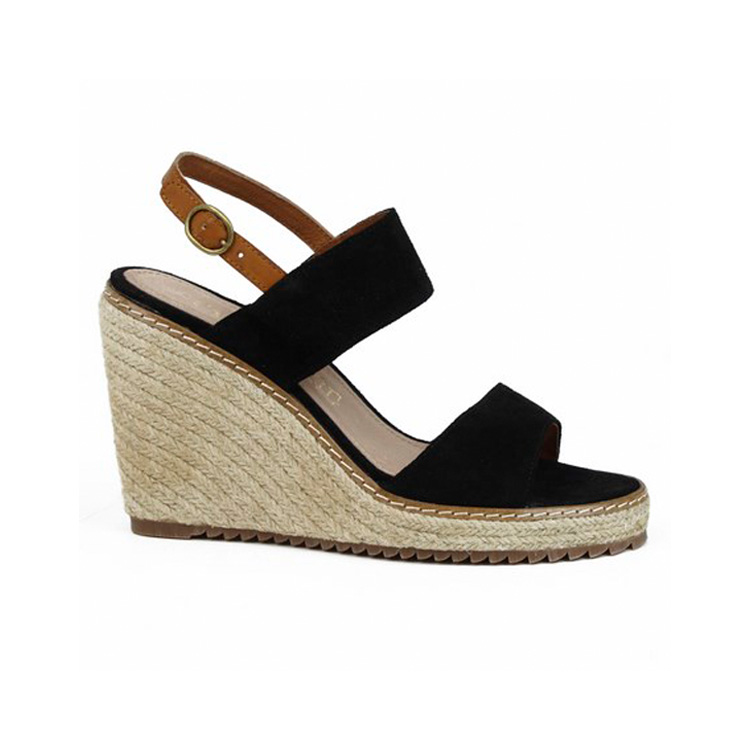 Strappy Wedge by Carmela